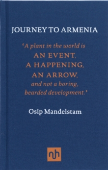 Journey to Armenia, Hardback Book