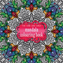 The One and Only Mandala Colouring Book, Paperback Book
