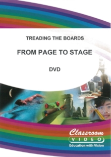 Treading the Boards: From Page to Stage, DVD  DVD