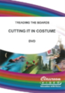 Treading the Boards: Cutting It in Costume, DVD  DVD
