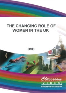 The Changing Role of Women in the UK, DVD DVD