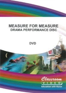 Measure for Measure, DVD  DVD