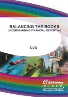 Balancing the Books - Understanding Financial Reporting, DVD  DVD