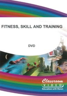 The Body in Motion: Fitness, Skill and Training, DVD DVD