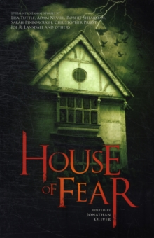 House of Fear: An Anthology of Haunted House Stories, Paperback Book