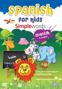 Spanish for Kids: Simple Words, DVD  DVD