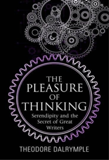 Pleasure of Thinking : A Journey Through the Sideways Leaps of Ideas, Hardback Book