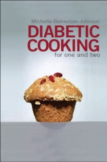 Diabetic Cooking for One and Two, Paperback Book
