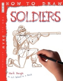 How to Draw Soldiers, Paperback Book