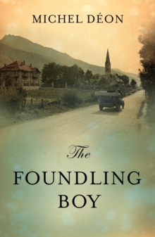 The Foundling Boy, Paperback Book