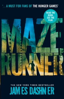 The Maze Runner, Paperback / softback Book