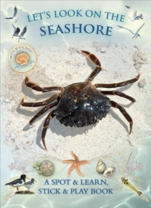 Let's Look on the Seashore, Paperback Book