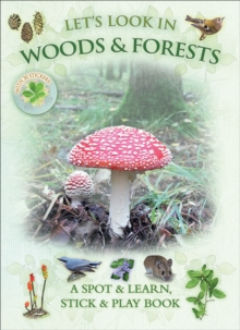 Let's Look in Woods & Forests, Paperback Book
