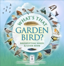 What's That Garden Bird? : Birdspotting Wheel and Guide Book, Novelty book Book