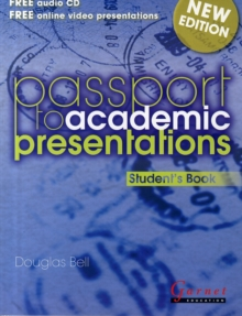 Passport to Academic Presentations Course Book & CDs (Revised Edition), Mixed media product Book