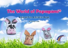 The World of Popagami : Animal Fun Activities Book, Paperback Book