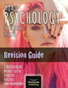 AQA Psychology for A Level Year 2 Revision Guide, Paperback / softback Book