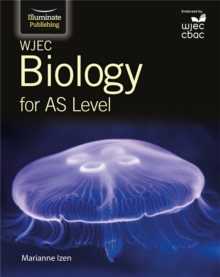 WJEC Biology for AS Student Book, Paperback Book