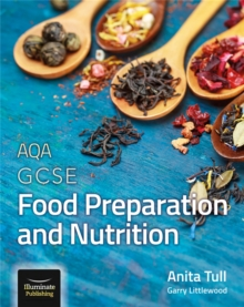 AQA GCSE Food Preparation and Nutrition, Paperback Book