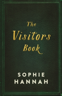 The Visitors Book, Hardback Book