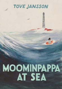 Moominpappa at Sea, Hardback Book
