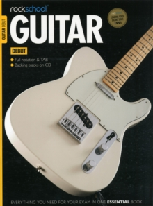 Rockschool Guitar, Mixed media product Book