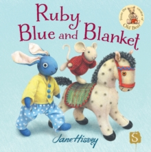Ruby, Blue and Blanket, Hardback Book