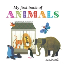 My First Book of Animals, Board book Book