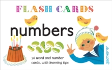Flash Cards: Numbers, Paperback Book