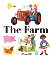 The farm, Hardback Book