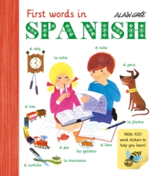 First Words in Spanish, Paperback / softback Book
