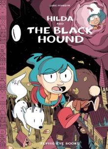 Hilda and the Black Hound Library Edition, Hardback Book