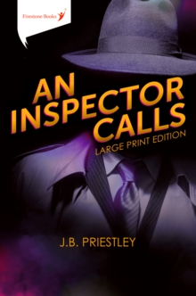 An Inspector Calls : Large Print Edition, Paperback / softback Book