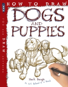 How to Draw Dogs and Puppies, Paperback Book