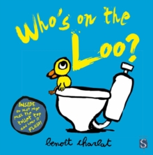 Who's on the Loo?, Hardback Book