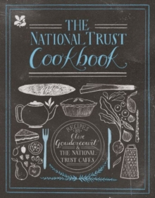 The National Trust Cookbook, Hardback Book