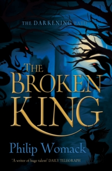 The Broken King, Paperback Book