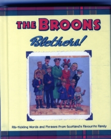 The Broons Blethers!, Hardback Book