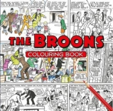 Broons Colouring Book, Paperback Book