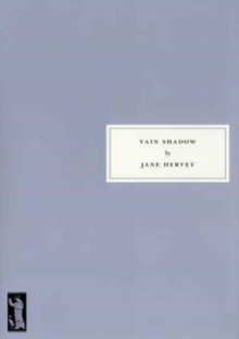 Vain Shadow, Paperback Book