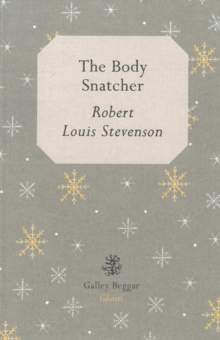 The Body Snatcher, Paperback Book