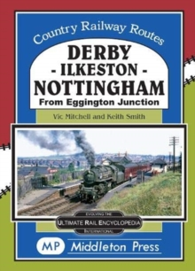 Derby-Ilkeston-Nottingham : from Eggington Junction