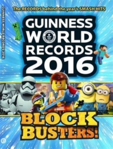 Guinness World Records 2016 Blockbusters, Paperback Book