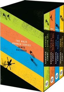 Maze Runner Series - Box Set, Paperback Book