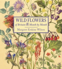 Wild Flowers of Britain : Month by Month, Hardback Book