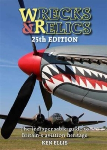 Wrecks & Relics, Hardback Book
