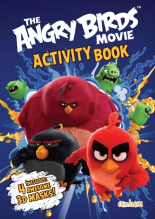 Angry Birds Movie Activity Book, Paperback Book