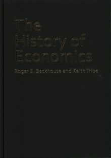The History of Economics : A Course for Students and Teachers, Hardback Book
