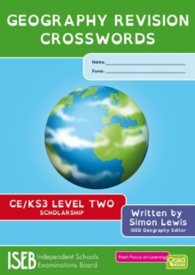 GEOGRAPHY CROSSWORDS LEVEL 2, Paperback Book