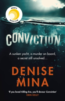 Conviction, Hardback Book